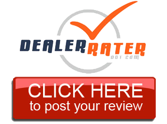 Leave us a review on DealerRater.com