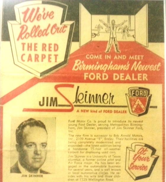 Jim Skinner Ford Centerpoint