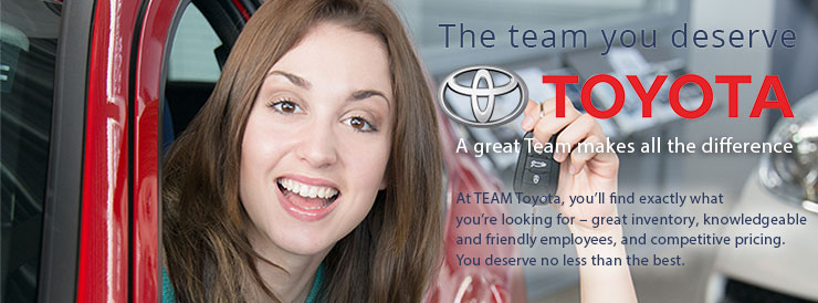 Team Toyota of Steubenville, OH
